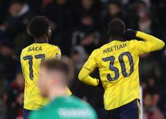 Arsenal nhận tin xấu sau chiến thắng trước Bournemouth