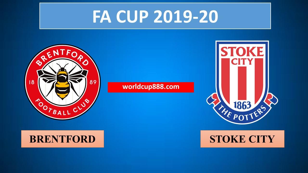 Brentford vs Stoke City - Soi kèo bóng đá Anh - 04/01/2020