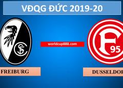 Freiburg vs Dusseldorf – Soi kèo bóng đá Đức – 22/2/2020