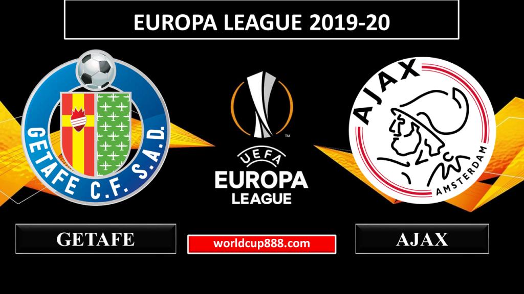 Truoctrandau đưa tin: Getafe vs Ajax – Soi kèo bóng đá C2 – 21/2/2020