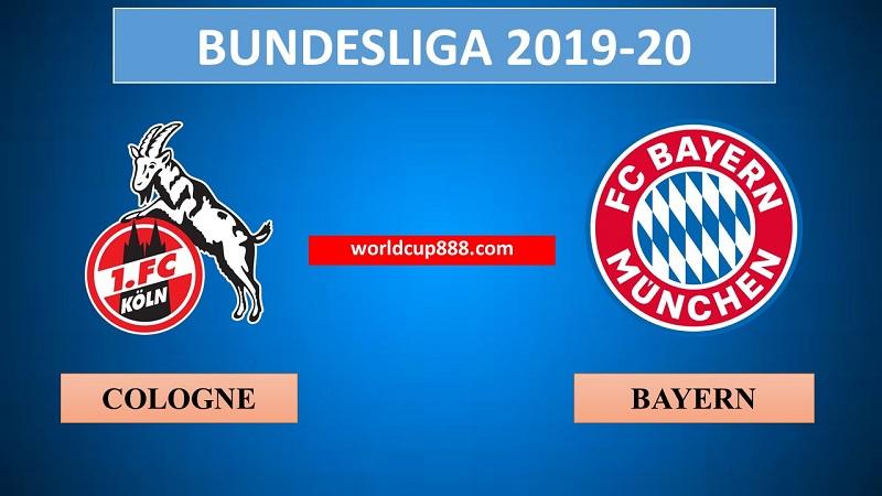 Truoctrandau đưa tin: Cologne vs Bayern Munich – Soi kèo bóng đá Đức