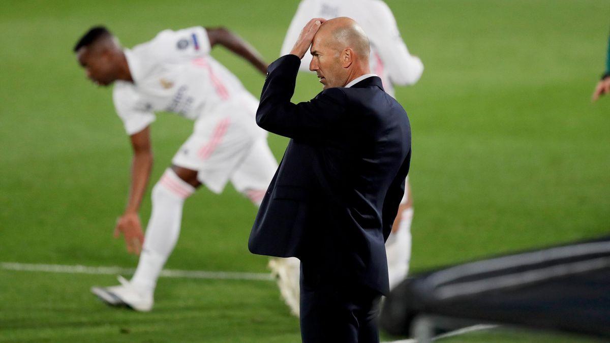 Truoctrandau đưa tin: Zidane bất ngờ phát biểu về nguy cơ bị sa thải tại